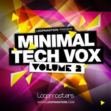 Loopmasters Minimal Tech Vox 2