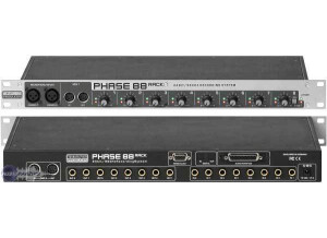 Terratec Producer Phase 88 Rack FireWire