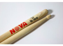 Vic Firth 5A Nova Natural Wood Tip