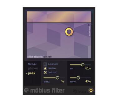 iZotope Möbius Filter