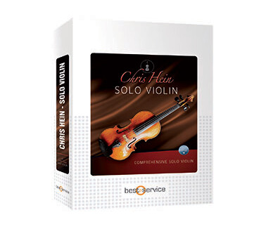 Best Service Chris Hein - Solo Violin