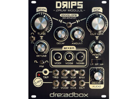 [MUSIKMESSE] Dreadbox present Drips