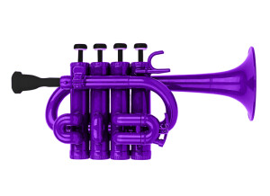 ABS Wind Instruments Piccolo Trumpet