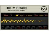 Drum Brain, un sampleur percussif Max for Live