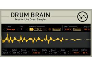 Cluster Sound Drum Brain