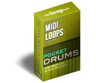 The Loop Loft Pocket Drums Vol 1