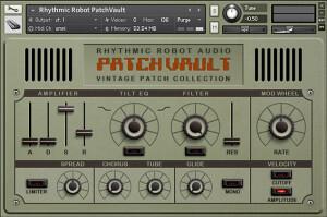 Rhythmic Robot Patchvault Poly6 Factory Set A