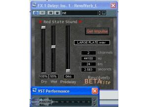 Red State Sound RevolVerb Lite