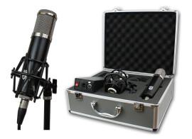 Lauten Audio introduces LA-320 tube microphone