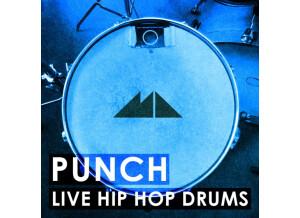 ModeAudio Punch Live Hip Hop Drums