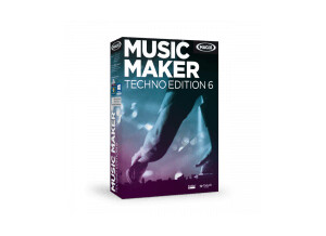 Magix Music Maker Techno Edition 6