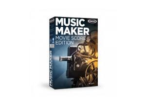 Magix Music Maker Movie Score Edition