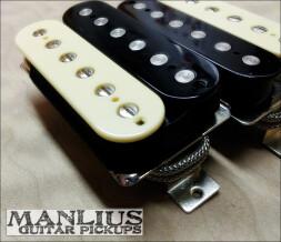 Manlius Guitar Pickups Vinyl