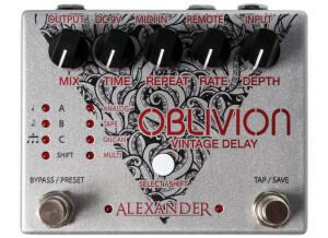 Alexander Pedals Oblivion