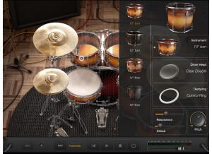 Positive Grid X Drummer