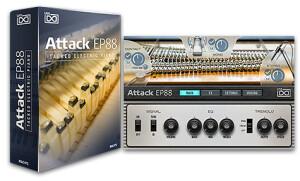UVI Attack EP88
