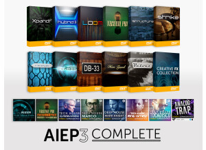 AIR Music Technology AIR Instrument Expansion Pack 3 Complete