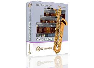 Cmusic Production Saxband Baritone Sax