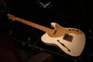 Fender Custom Shop Roadshow 2011 Telecaster Thinline
