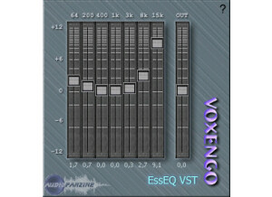 Voxengo EssEQ [Freeware]