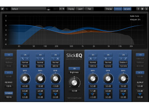 Tokyo Dawn Labs TDR SlickEQ Mastering