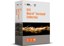 Waves releases DTS Neural Surround Collection