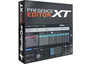 PreSonus Presence XT Editor