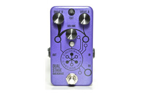 Coldcraft Cascade MkII Dual Stage Overdrive