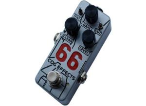 Cog Effects Mini 66 Bass Overdrive