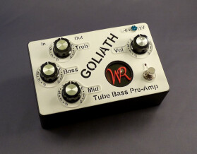WR Amplifying Goliath Tube Bass Pre-Amp
