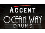 Platinum Samples introduce Accent Ocean Way Drums