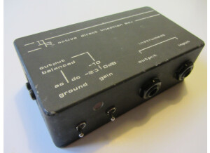 D&R Active direct injection box
