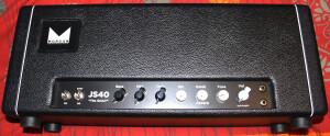 Morgan Amplification JS40 The Goat