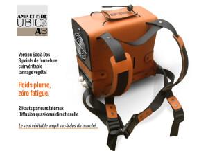 Enkore Amp El'Fire Ubic Back Pack