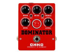 Okko Dominator MKII Red