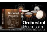Des percussions orchestrales chez IK Multimedia