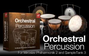 IK Multimedia Orchestral Percussion