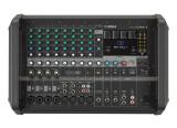 2 consoles amplifiées de série EMX chez Yamaha
