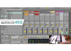 Musitechnic Academy Composez avec Ableton Live