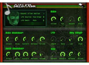 Sample Science AdLibXRom