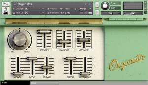 AudioThing Organetta