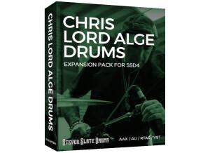Steven Slate Drums Chris Lord Alge Drums for SSD4