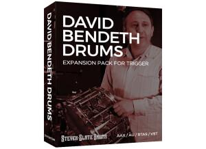 Steven Slate Drums David Bendeth Drums for Trigger