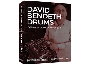 Steven Slate Drums David Bendeth Drums for SSD4