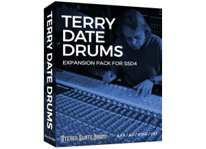 Steven Slate Drums Terry Date Drums for SSD4