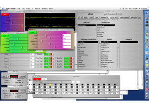 Audiosynth SuperCollider