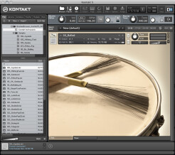 Samplephonics Brushed Grooves