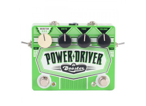 Dr. No Effects Powerdriver / Booster