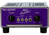 Rivera miniaturise son RockCrusher Recording