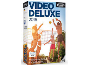 Magix Vidéo Deluxe 2016